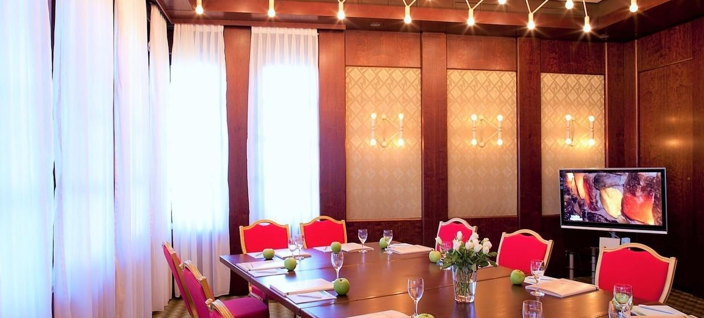 Restaurant zur Lüchte im Leine Hotel 2
