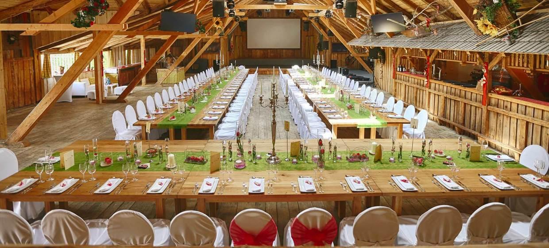 Ramsauhof Restaurant und Event4kanter 2