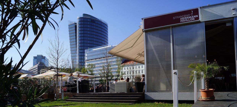 Strandbar Herrmann Pavillon 1