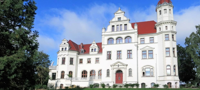 Schloss Groß Lüsewitz 1