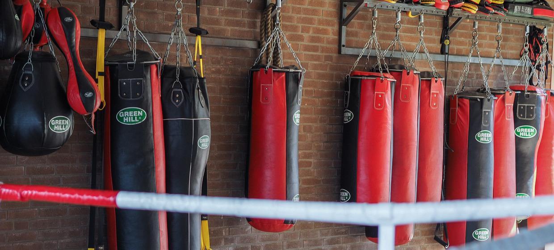 White Collar Boxing Club 7