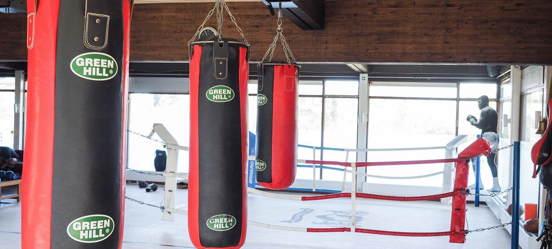 White Collar Boxing Club 1