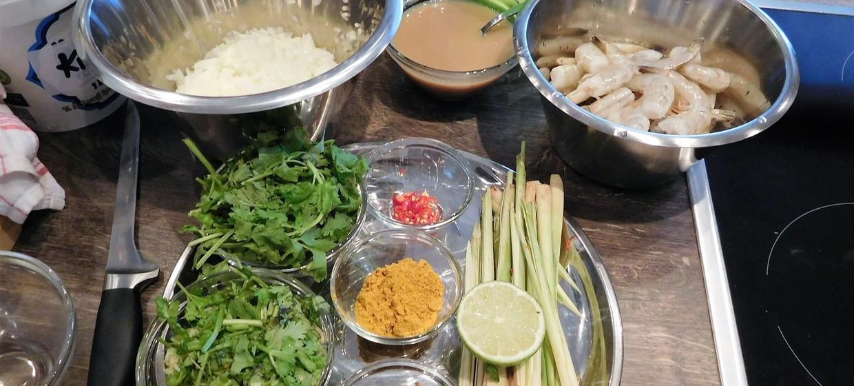 Joy's authentic cooking Kochschule 6