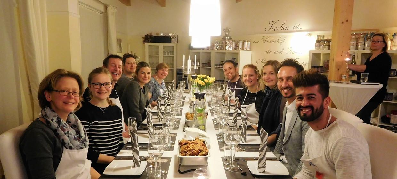 Joy's authentic cooking Kochschule 7