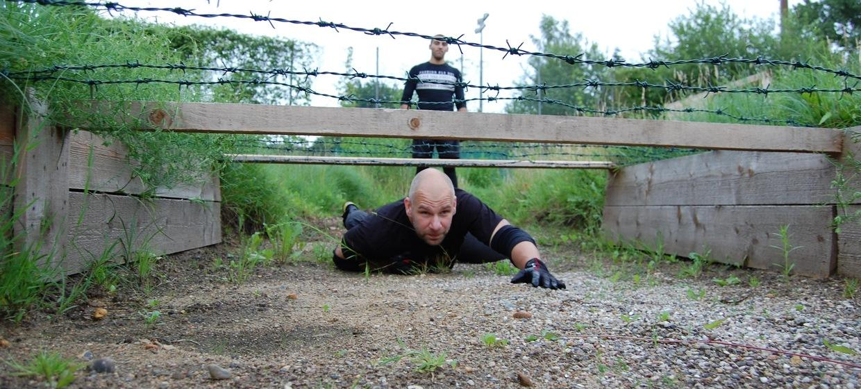 Urban Trail Outdoor Parcours 3