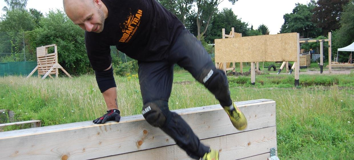 Urban Trail Outdoor Parcours 11