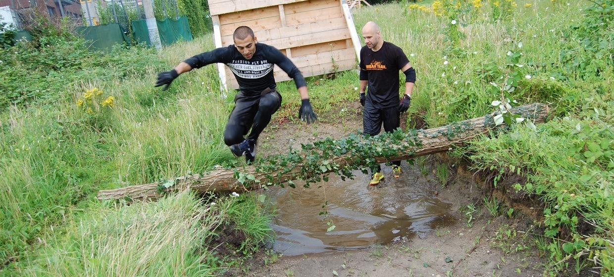 Urban Trail Outdoor Parcours 2