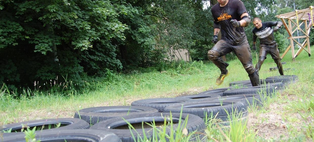 Urban Trail Outdoor Parcours 8