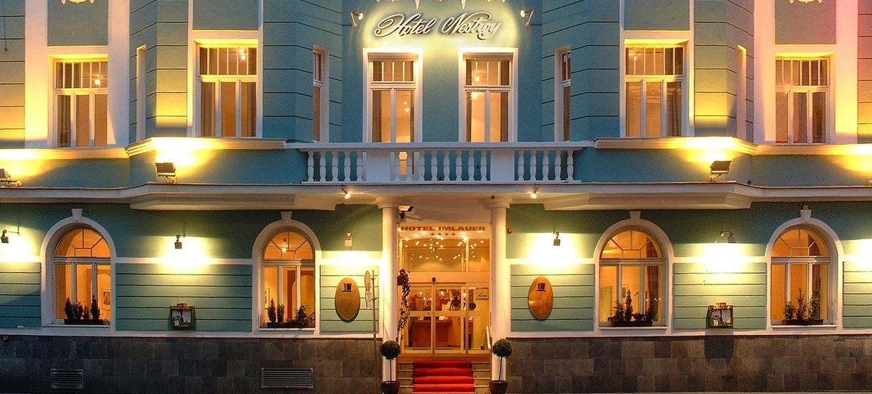 Hotel IMLAUER & Nestroy Wien 5