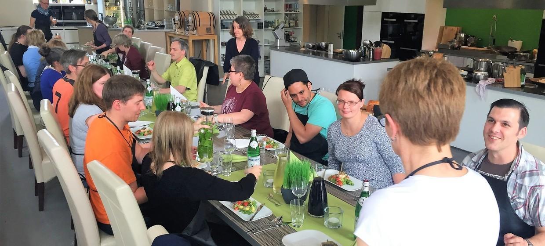 Das Event-Kochstudio 8