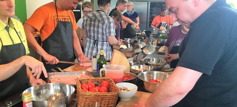Das Event-Kochstudio 9