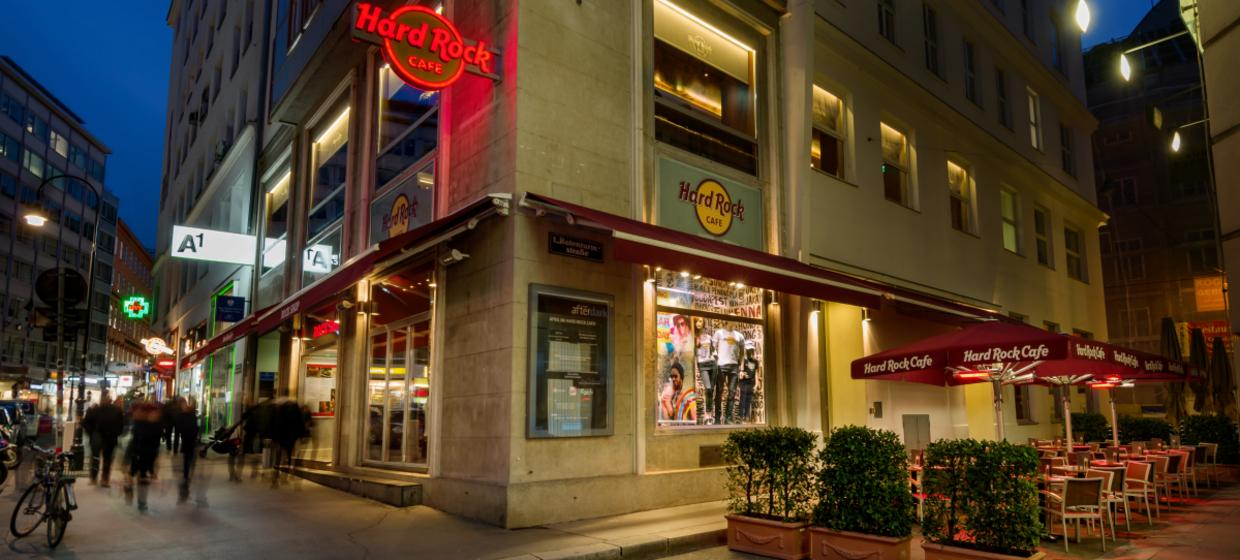 Hard Rock Cafe Vienna 5