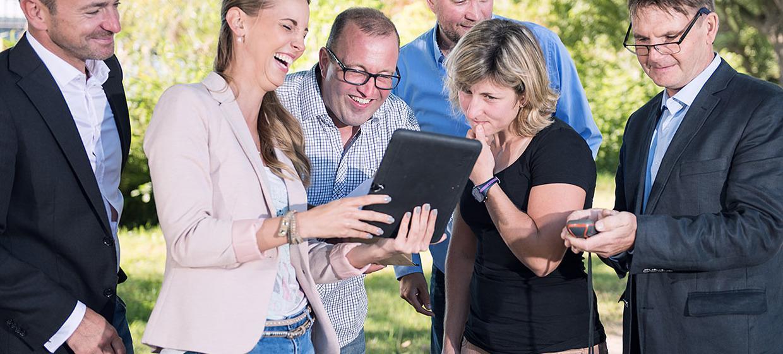 iPad Rallye City 4
