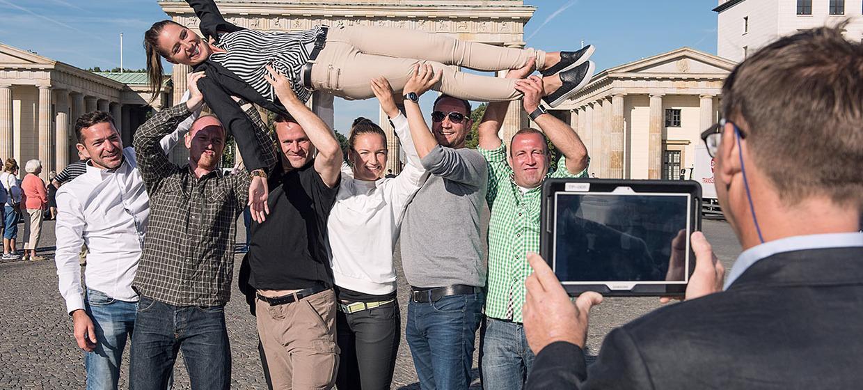 iPad Rallye City 2