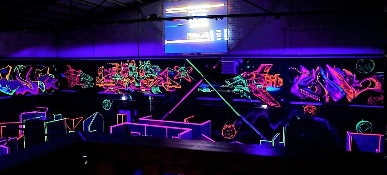 Lasertag Evolution 21
