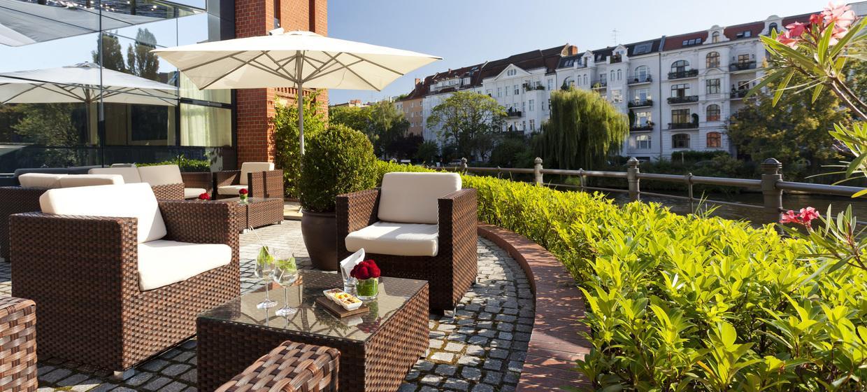 Ameron Hotel Abion Spreebogen Berlin 24
