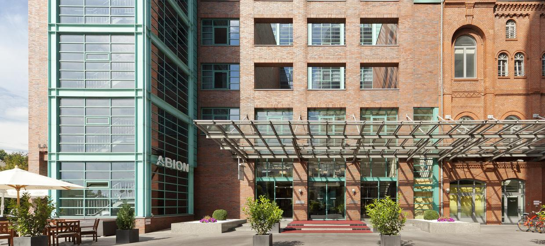 Ameron Hotel Abion Spreebogen Berlin 21