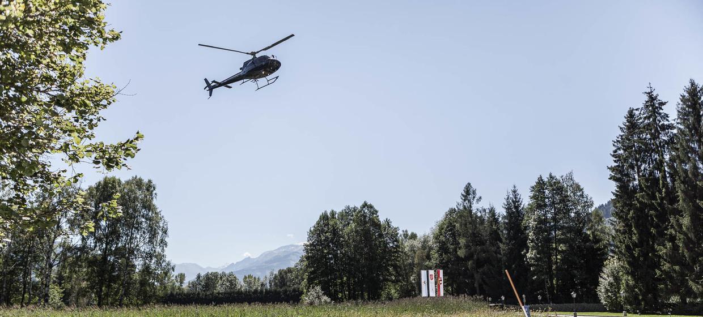 Hubschrauberflüge, Gourmetflüge, Rundflüge, VIP Shuttle, Fallschirmflüge 3