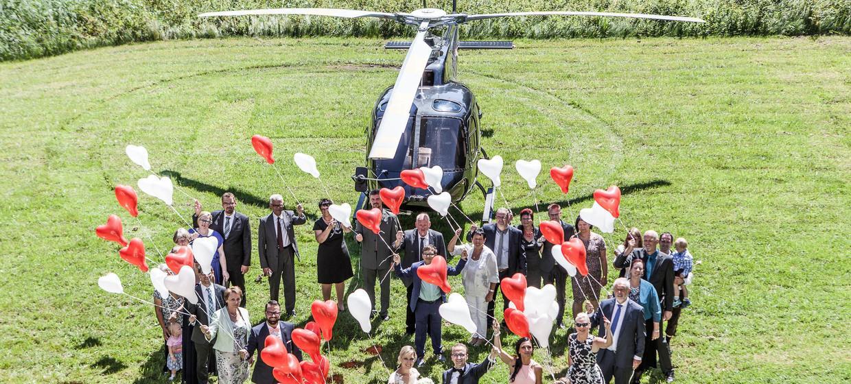 Hubschrauberflüge, Gourmetflüge, Rundflüge, VIP Shuttle, Fallschirmflüge 4