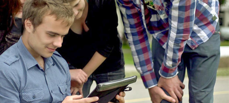 iPad Rallye durch Berlin 4