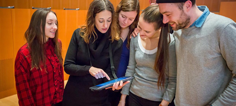 iPad Rallye durch Berlin 1