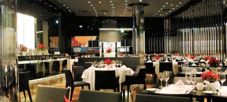 Inside Restaurant Duisburg