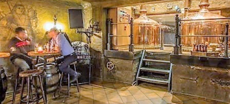 Schüttinger Gasthausbrauerei 2