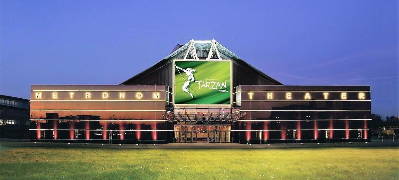 Stage Metronom Theater 1