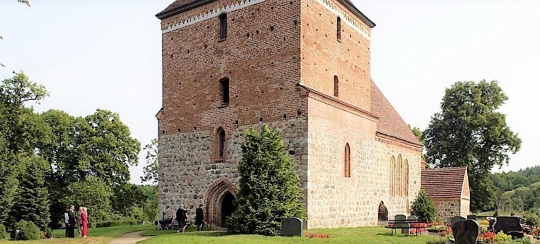 Jagdschloss Bellin 12