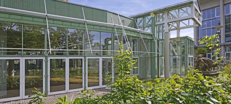 Gartenhalle 7