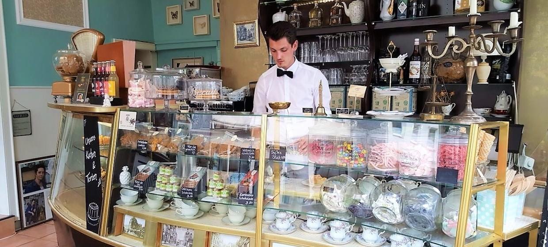 Cafe Augenblick Frankfurt
