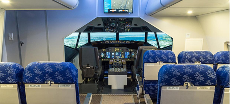 Flugsimulator Rostock 2