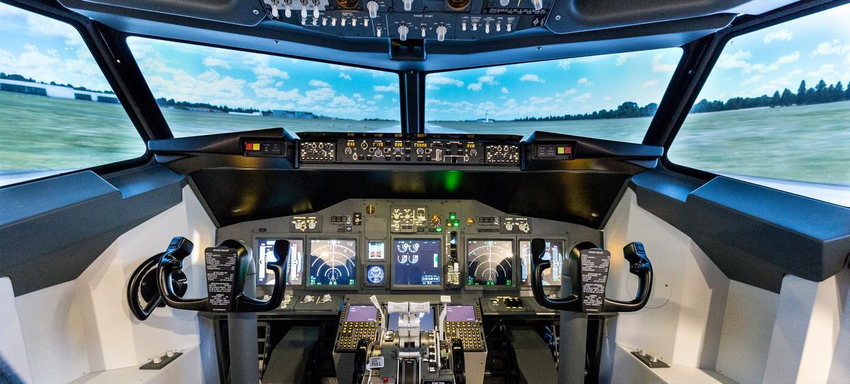Flugsimulator Rostock 1