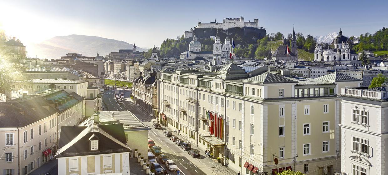 Hotel Sacher Salzburg 3