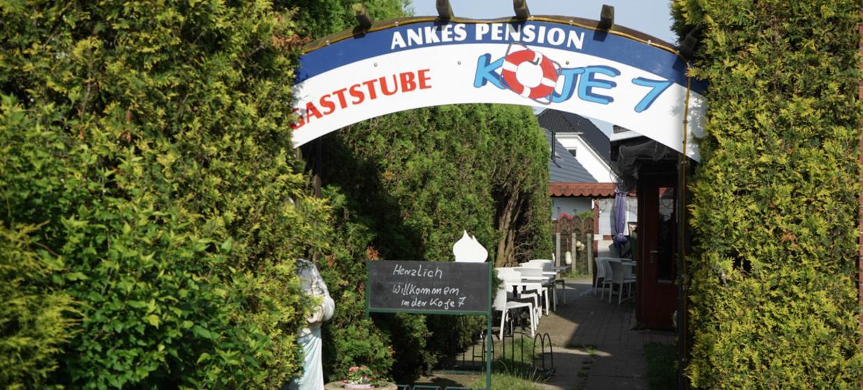 Ankes Restaurant & Pension 7