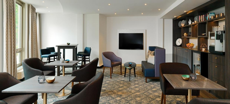 Sheraton Offenbach Hotel - Am Büsing Palais 11