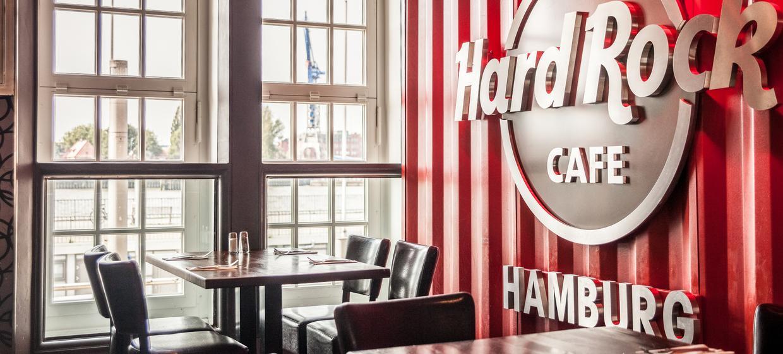 Hard Rock Cafe Hamburg 7
