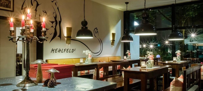 Mehlfeld's Restaurant & Kulturbühne 5