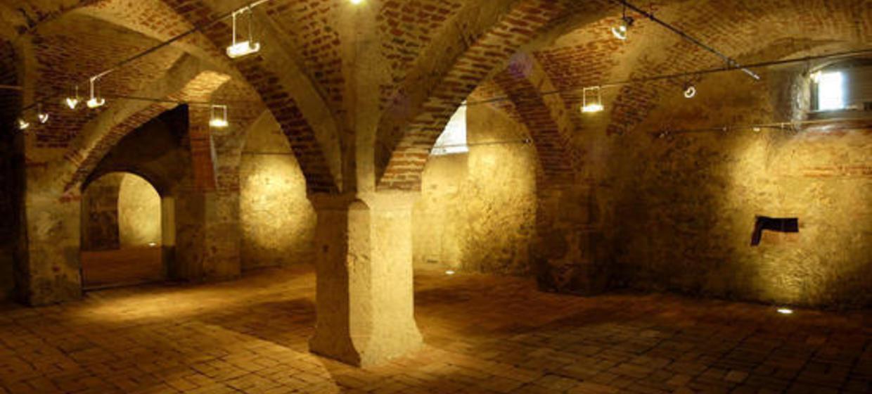 Historische Räume in Stift Rein 9