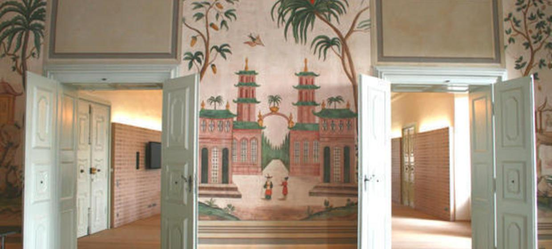 Historische Räume in Stift Rein 3