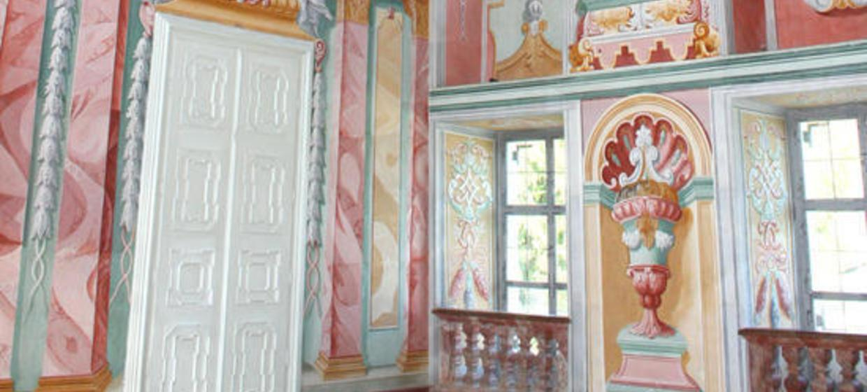 Historische Räume in Stift Rein 4