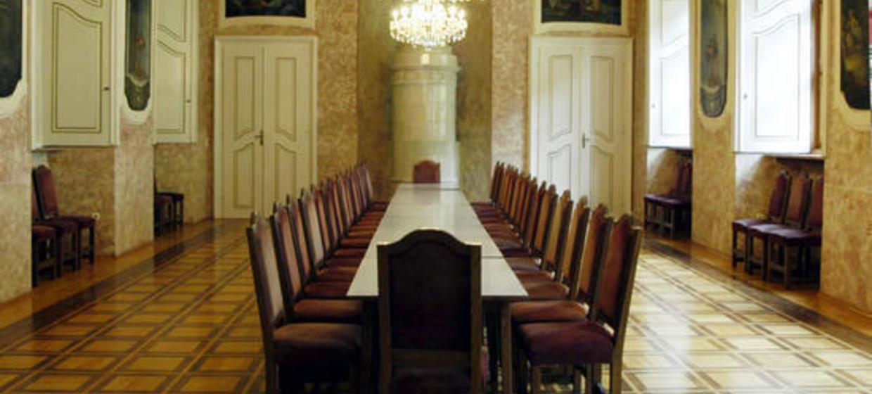 Historische Räume in Stift Rein 2