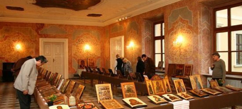 Historische Räume in Stift Rein 8