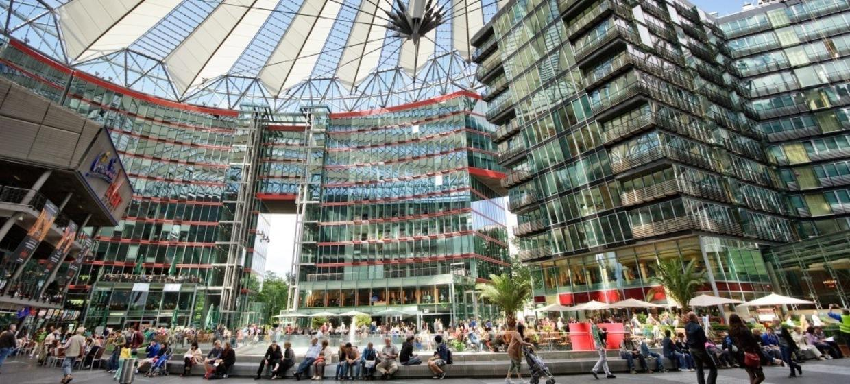 Sony Center am Potsdamer Platz 2