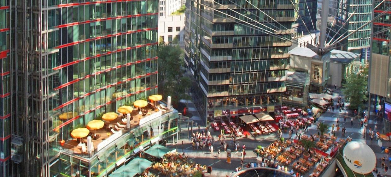 Sony Center am Potsdamer Platz 7