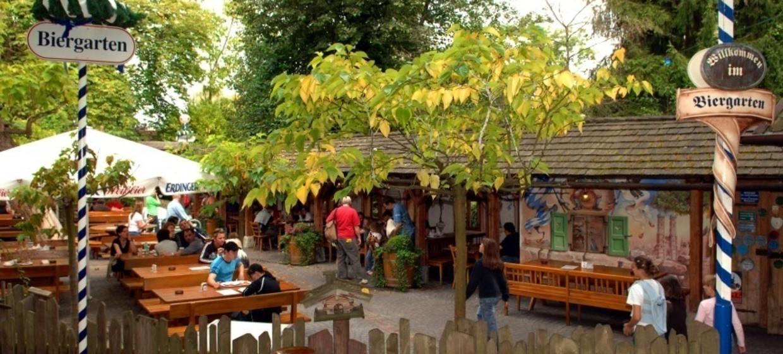 Europapark Bayrischer Biergarten 1