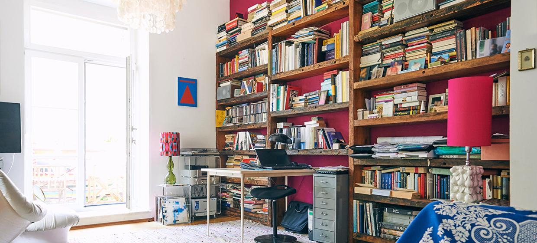 Artwork Location - Artist Apartement 2