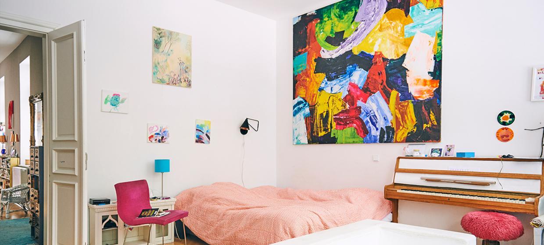 Artwork Location - Artist Apartement 3
