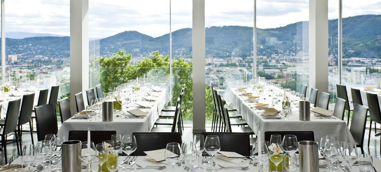 Restaurant SCHLOSSBERG 5