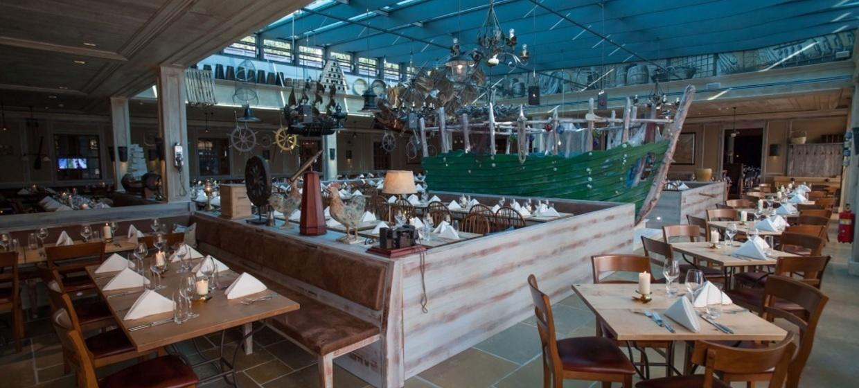 Europapark Restaurant Harborside 2